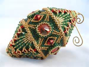 beading ornament patterns 171 free patterns