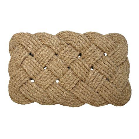 Rope Doormat by Rope Doormat
