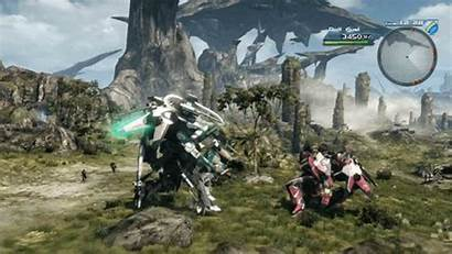 Xenoblade Chronicles Open Games Wii Japanese Map