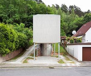Tiny House Germany : architekturburo scheder positions a tiny timber house on stilts in germany ~ Watch28wear.com Haus und Dekorationen