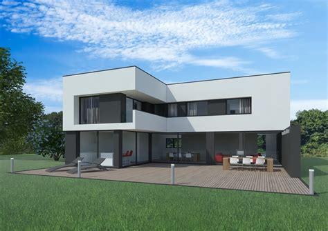 photo maison cube moderne modele maison cubique chra maison moderne maison aurore nos modles catalogues cube 150 et