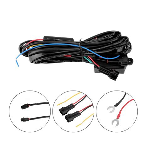 new high quality 30w drl controller auto car led daytime running light relay harness dimmer