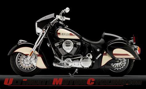 Indian Motorcycles 2011 Range