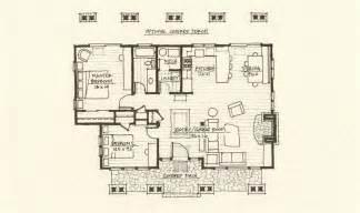 cabin floorplans mountain architects hendricks architecture idaho cabin plan