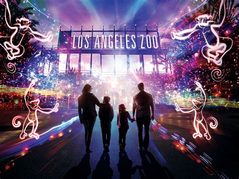 la zoo lights admission rates