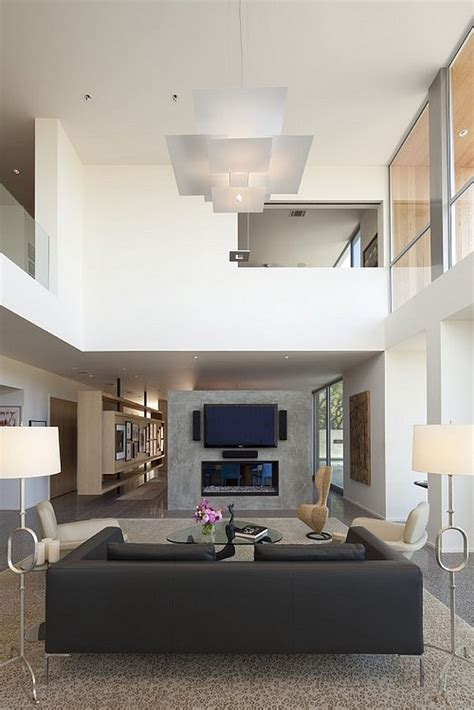 lighting for living room with high ceiling creative ideas for high ceilings