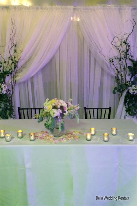 Wedding Drapery Rental by Fabric Background Backdrops Pipe N Drape Wedding