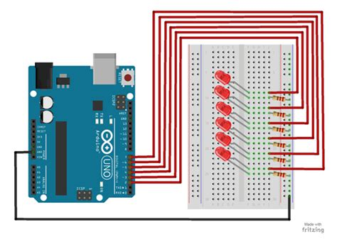 Arduino Uno Breadboard Projects For Beginners Code Pdf