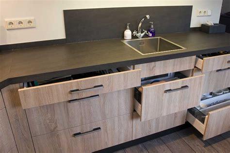 cuisine en bois keukens nijland interieur meubelmakerij