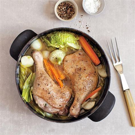 cuisine actuelle recette recette pot au feu de canard 28 images canard en pot