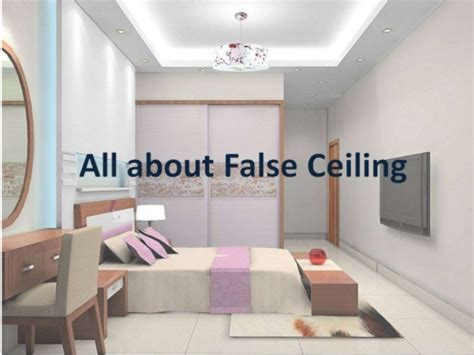 Ceiling Design Types by All About False Ceiling And Its Types