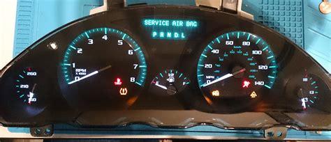 car maintenance manuals 2012 buick enclave instrument cluster 2008 2012 buick enclave used dashboard instrument cluster for sale mph dashboard instrument