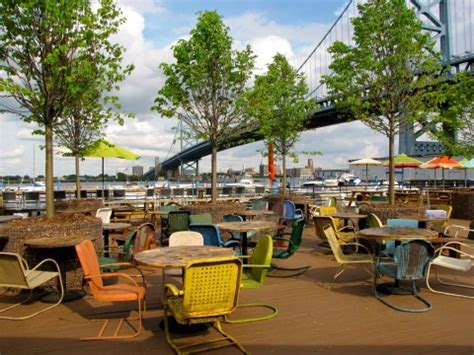 River Deck In Philly by Morgans Pier Deck 480 215 360 City Philadelphia