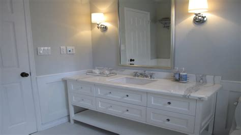 Gray And White Bathrooms, Benjamin Moore Blue Gray Paint