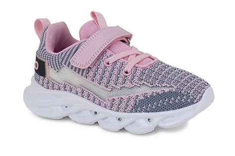 Bērnu apavi meitenēm. GABI Sporta stils. ar LED gaismu Art ...