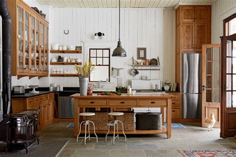 decorate kitchen island 8 ways to add authentic farmhouse style to your kitchen