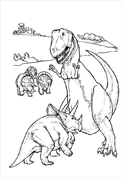 dinosaur printables coloring pages dinosaurs pictures  facts