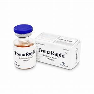 Trenarapid Tren A 100mg   Ml 1 X 10ml Vial - Alpha-pharma