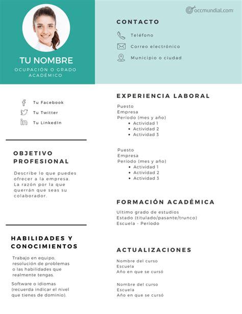 Modelos de curriculum vitae compatibles con todas las versiones word. 5 diseños de currículum que te harán brillar