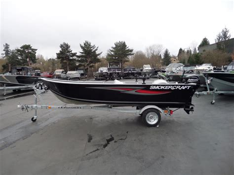 Alaskan Aluminum Fishing Boats For Sale by Smokercraft Alaskan Boats For Sale