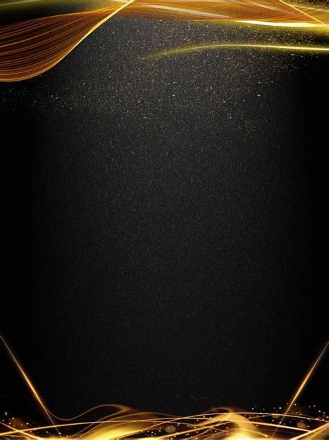 big air  black gold lights background gold  black