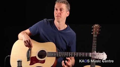 kaos gear demo 110e 114e acoustic guitars