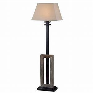 Outdoor standing floor lamps bellacor for Outdoor lantern floor lamp