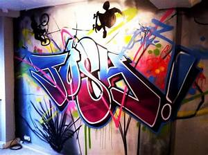 best 25 graffiti murals ideas on pinterest street art With graffiti letters for bedroom walls