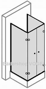 Duschkabine 3 Seiten : duschkabine in u form 4 teilig mit drehfaltt ren ma anfertigung duschabtrennung in u form ~ Sanjose-hotels-ca.com Haus und Dekorationen