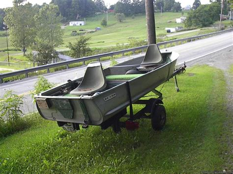 Fishing Guide Boat For Sale by 12 Foot Fishing Boat Boats For Sale
