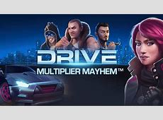 Drive Multiplier Mayhem Δωρεάν φρουτάκια καζίνο 777