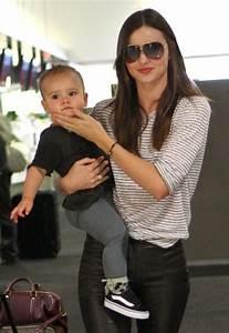 Miranda Kerr & Flynn Jet Off | Celeb Baby Laundry