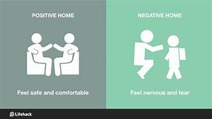 8 Big Differences Between A Positive Home And A Negative
