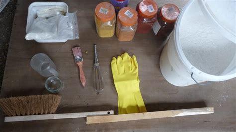 recette de peinture 224 la chaux saine et 233 conomique