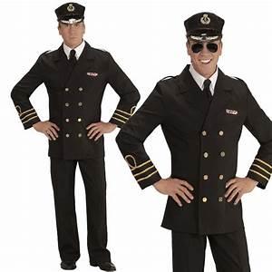 Kapitän Kostüm Damen : navy kapit n captain marine offizier damen und herren kost m karneval fasching ebay ~ Frokenaadalensverden.com Haus und Dekorationen