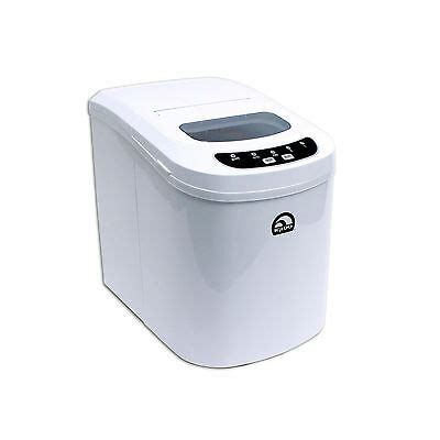 Igloo Countertop Maker - igloo portable countertop maker in white with free
