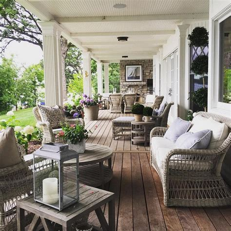 beautiful porches images  pinterest  house