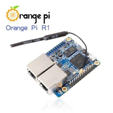 Is there already a techdata page available for xunlong orange pi r1 plus ? Orange Pi R1 - одноплатный ПК с двумя портами Ethernet ...