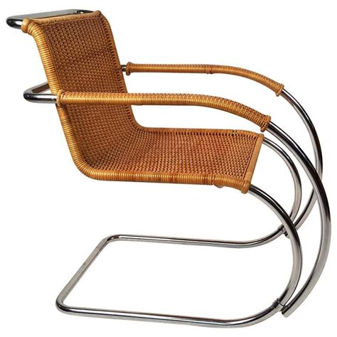 mr20 lounge chair by ludwig mies der rohe for sale at