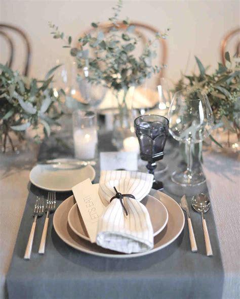 18 Creative Ways To Set Your Reception Tables Martha