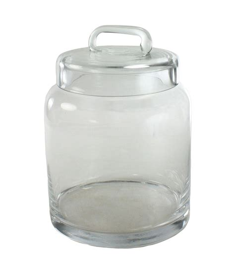 Kitchen Glass Canisters by Glass Food Canister In Kitchen Canisters