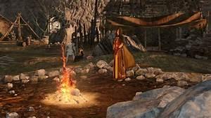 Bonfire, Dark, Souls, Ii