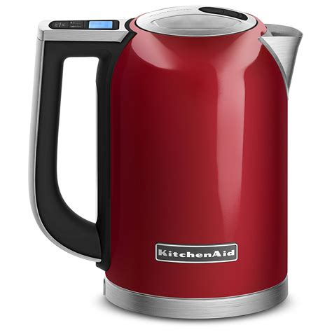 electric kettle kitchenaid kettles empire liter romantic wife gifts led display amazon water