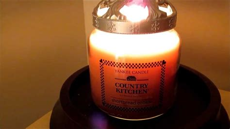 yankee candle country kitchen line yankee candle shortbread cookie review country kitchen 1978