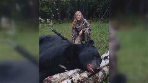11-year-old Wisconsin girl harvests potential state record ...