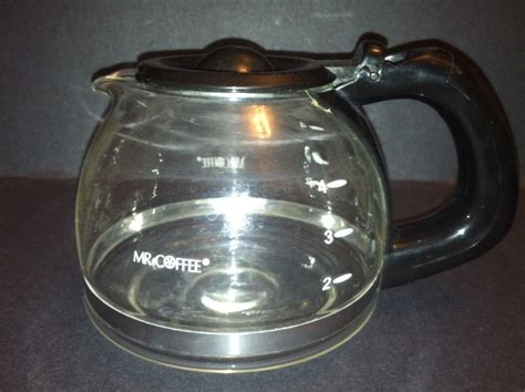 kitchen aid accessories mr coffee replacement coffee maker pot pourer server 4 cup 2166