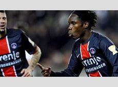 Luyindula rempile au PSG et abandonne les poursuites