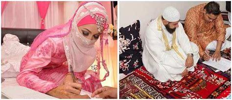 muslim wedding rituals and customs islamic marriage