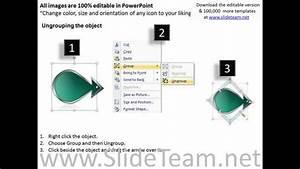 5 Reinforcing Components Arrow Diagram Flowchart