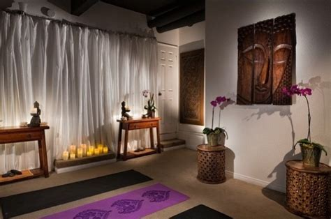 chambre style hindou 33 minimalist meditation room design ideas digsdigs